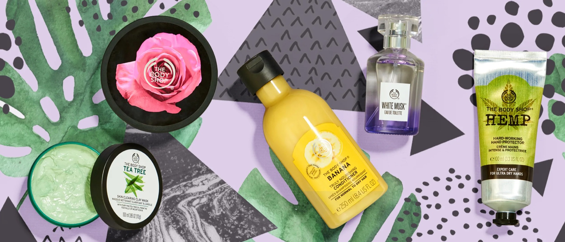 The Body Shop Online FREE Delivery Promotion (1 April 2020