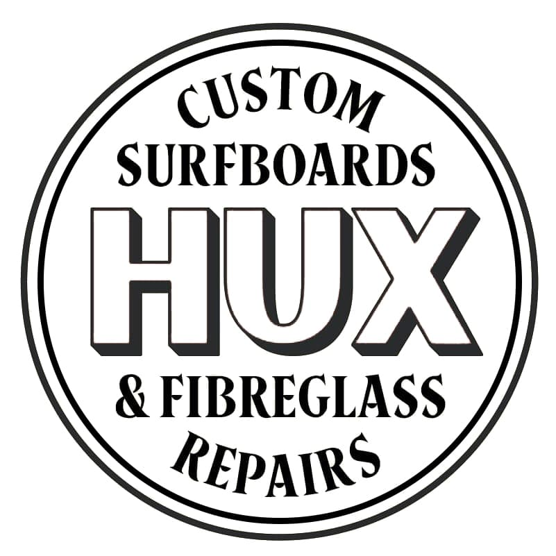HUX Customs (Closed) Logo